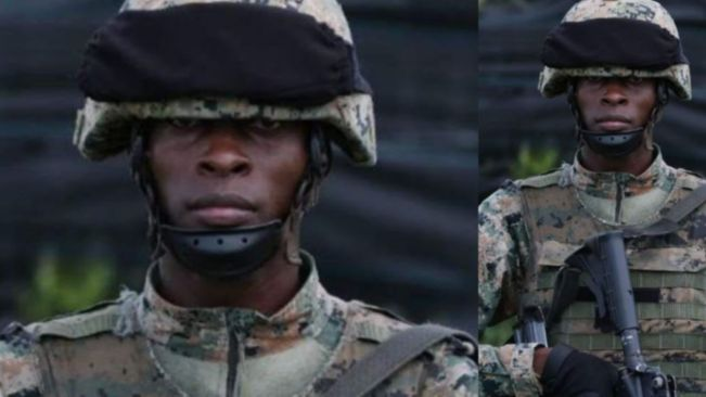 JDF Soldier Chop & Shot his wife Death then killed himself In Portmore