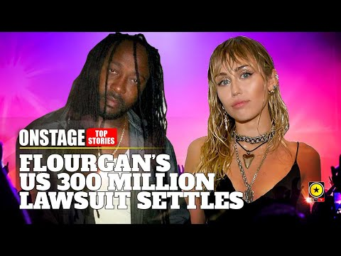 Flourgon Run Things: Gets Settlement For USD 300 Million Lawsuit Against Miley Cyrus