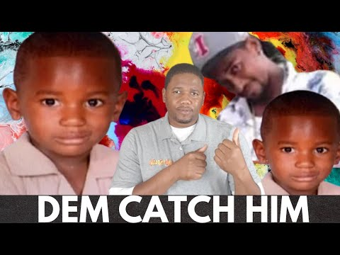 Killer Step Father Caught in Montego Bay Today