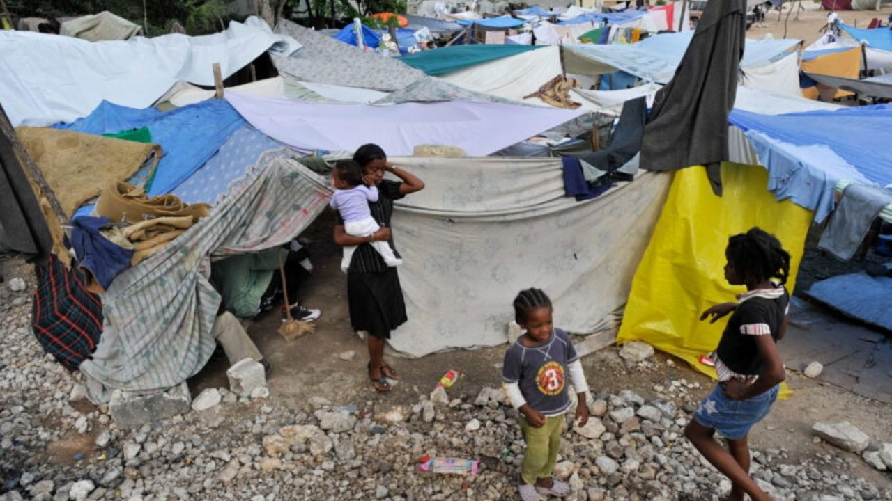 How can we Forget Haiti on a Day Like Today ?