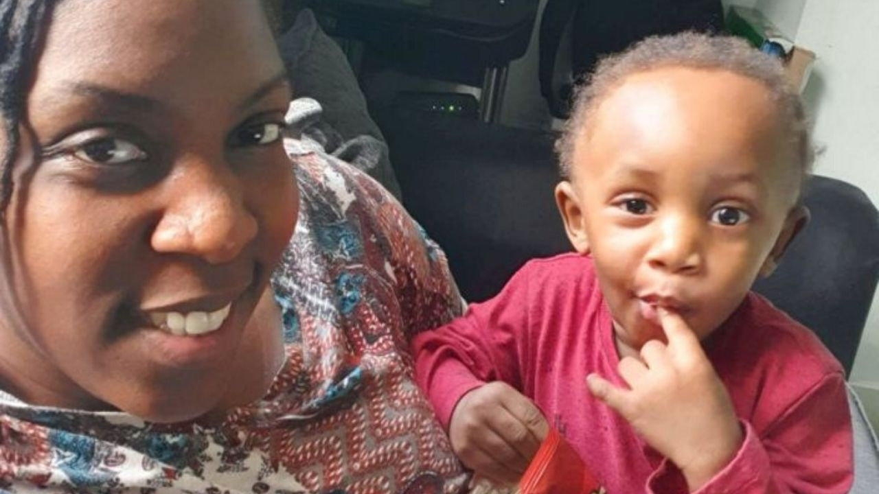 Mum of two cleared airport security and flew to Berlin - with her one-year-old son's passport