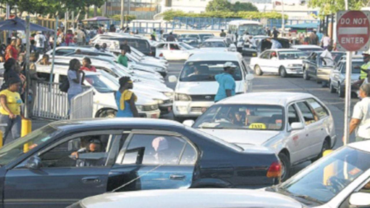 Kingston: Police Shot Dead Down Town Taxi Man