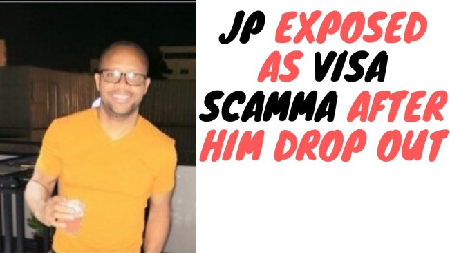 Popular JP/PNP Patriot Kevin Brown Was Running Bandooloo Visa Racket Before He Was Taken Out
