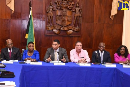 PM Says Port Royal Will Be Safe And Hassle-Free For Tourists