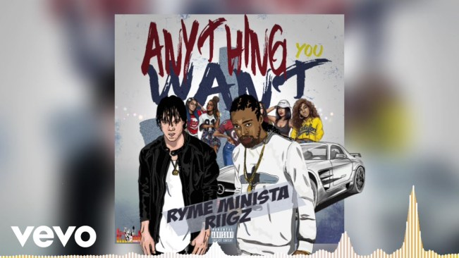 Ryme Minista, Riigz – Anything You Want
