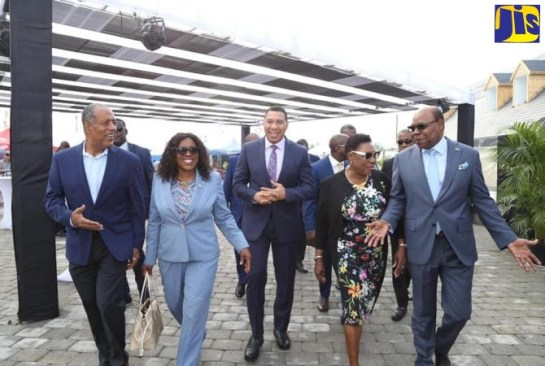 Port Royal Welcomes First Cruise Ship