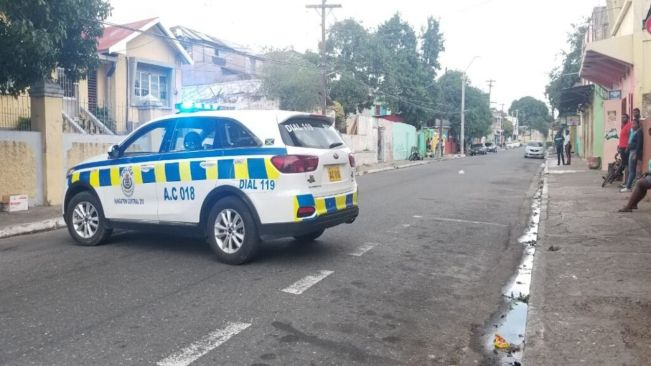 11-y-o boy among 2 shot in drive-by on King Street in downtown Kingston