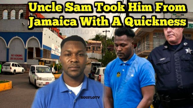 He was driving taxi in Jamaica update