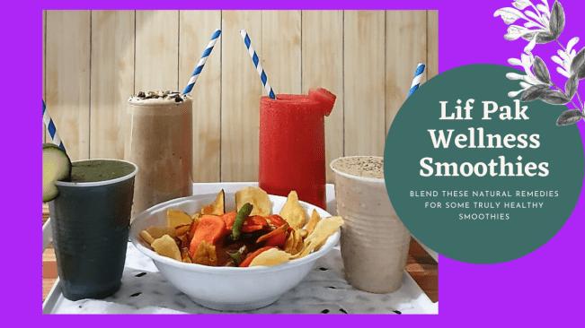 Life Pak Wellness Smoothies