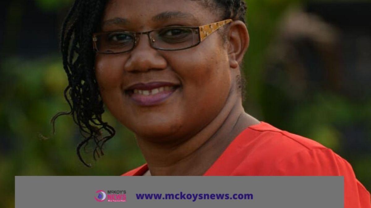 MARSHA DANIELS - Mckoy's News