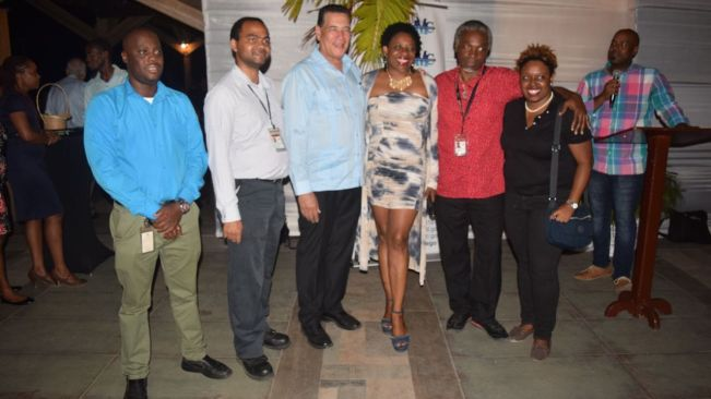 Photos: Media appreciation at Pier One- Mayor of Montego Bay