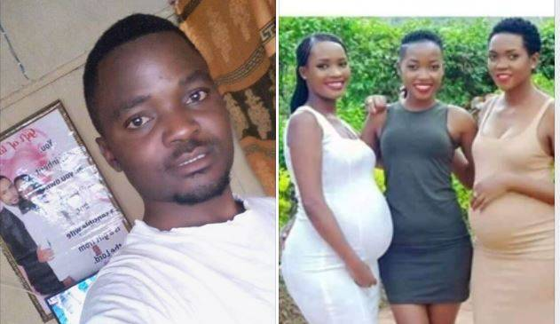 Meet The Young Man Who Got 3 Three Biological Sisters Pregnant Making History In Kenya