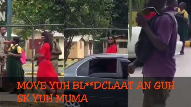 Watch Lisa Hanna gets Gets Bad up and Run out of  Westmoreland by angry Residents