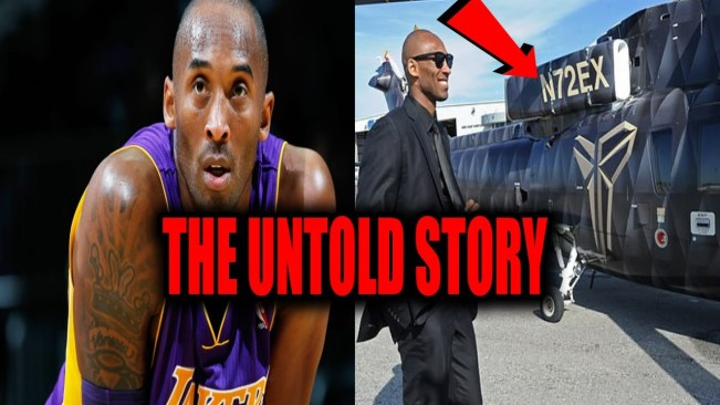THE UNTOLD AND UNBELIEVABLE STORY OF KOBE BRYANT'S DEATH/HELICOPTER CRASH