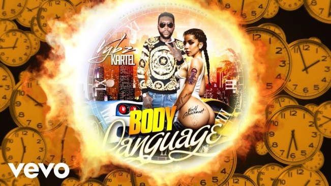 Vybz Kartel – Body Language (Official Audio)