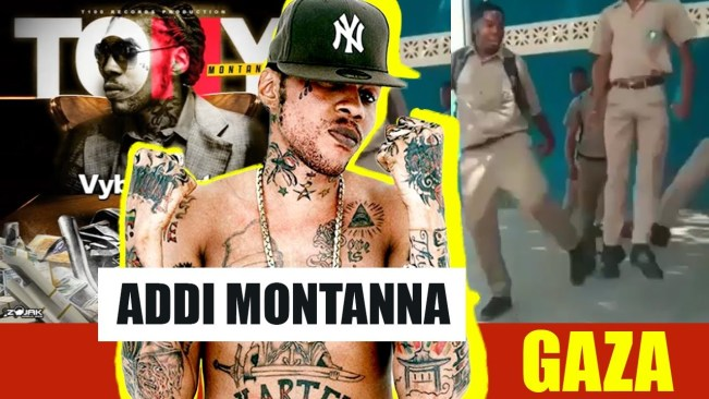 """Vybz Kartel """"Tony Montanna"""" 