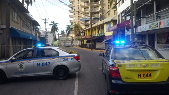 Bloody Sunday in Montego Bay, Multiple People Shot