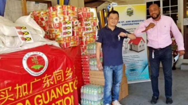 Coronavirus Fight: Chinese Community Donates $900,000 In Aid To St Ann