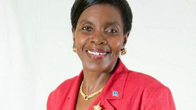 Former St. Lucia gov't minister Emma Hippolyte and sister under self-quarantine