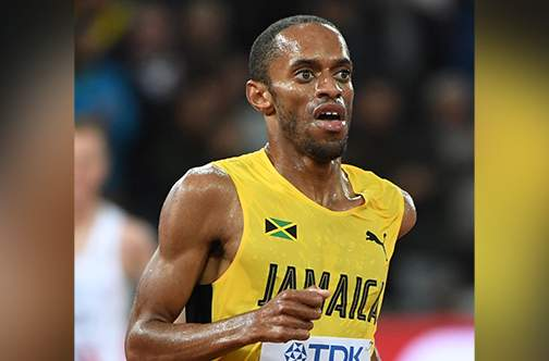 National 10000m record holder has Cardiac Episode