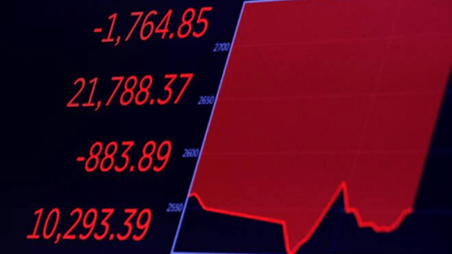 Policymakers respond as markets crash