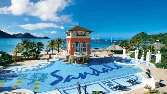 Sandals Offer 50 Rooms to Health Sector