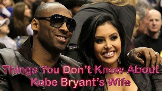 The Untold Truth of Kobe Bryant's Wife, Vanessa Laine Bryant