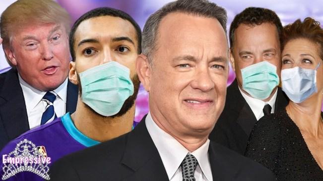 Tom Hanks got the corona! | NBA season is suspended