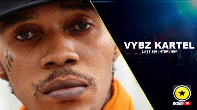 Vybz Kartel's Last Big Interview