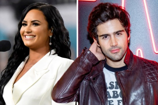 Demi Lovato is dating 'Young and the Restless' star Max Ehrich
