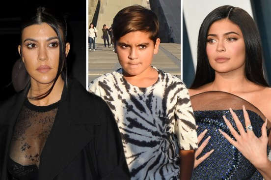 Kourtney Kardashian deleted Mason Disick's Instagram after Kylie reveal