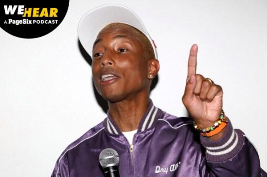 Why Pharrell is tone-deaf