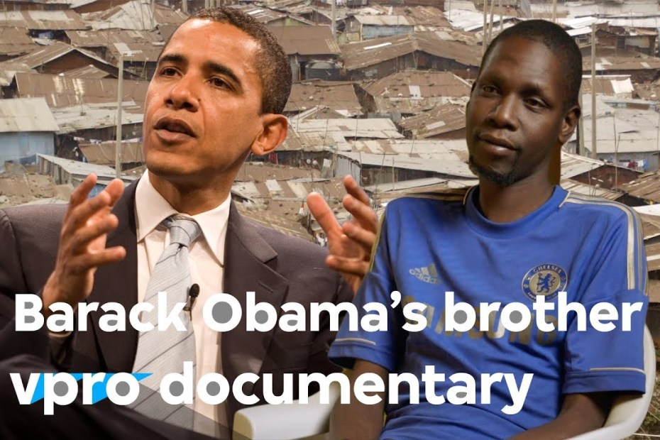 Being Barack Obama's brother: George Obama in the slums