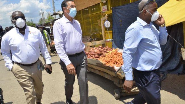 St James Corporation to go after handcarts outside Charles Gordon Market
