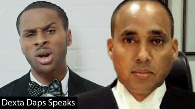 Dexta Daps Breaks Silence & Gets Alkaline's Lawyer