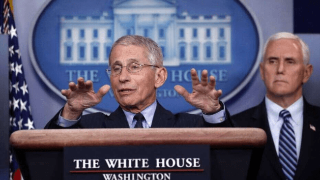 Dr. Fauci lowers estimated U.S. coronavirus death toll to 60,000: 'What we are doing is working'