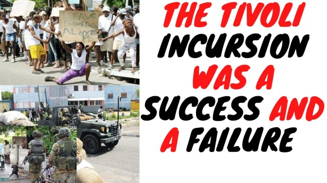 "Dudus And Tivoli Spent Years Building Their ""Untouchable"" Image And JDF Mash It Up In Two Days"