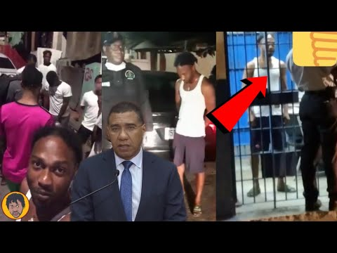 Video: COVID-19 'Badman Madmad' Arrested in Jamaica