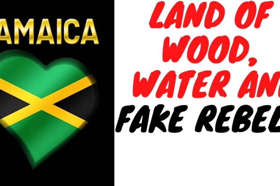 Jamaicans Will Rebel And Fight Against ANY And EVERYTHING Except Hardcore Criminals