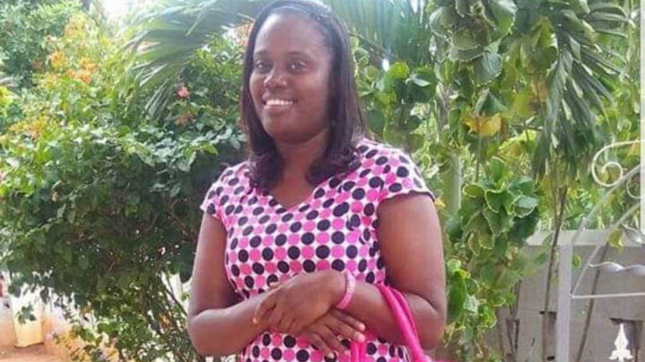 Constable Kanique Taffe is Dead