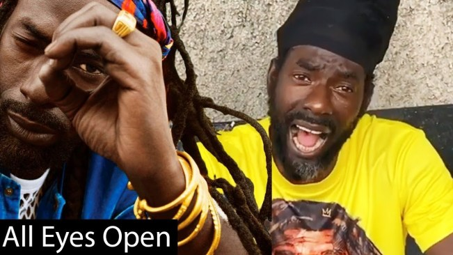 Buju Exposed Them After Lock-Down in Jamaica