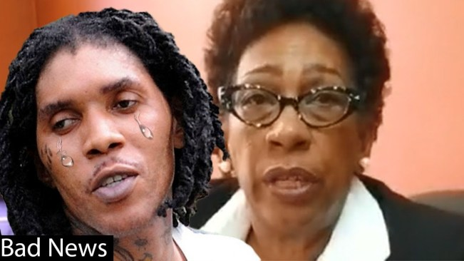 Vybz Kartel Must Be Crying Right Now