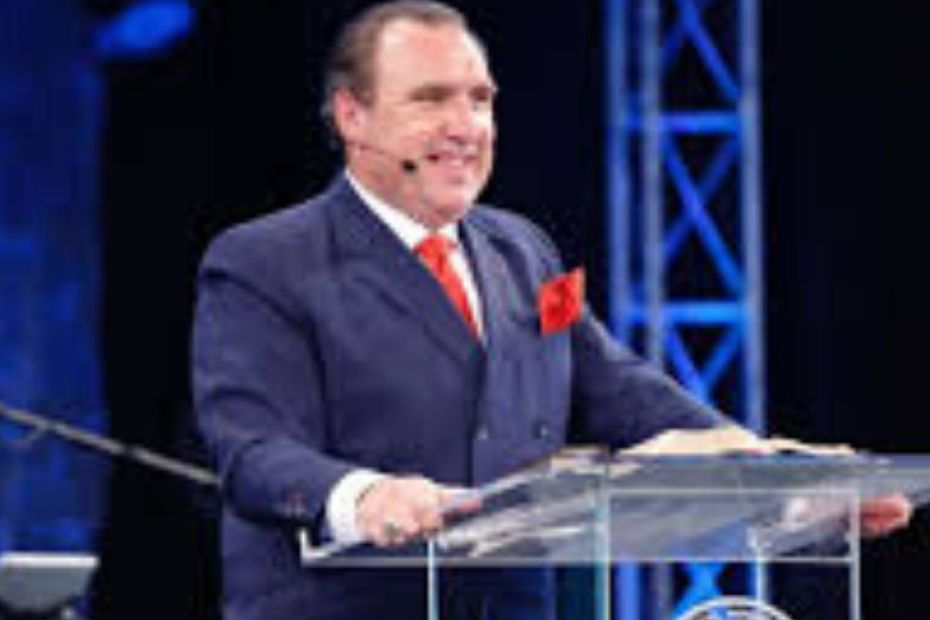 Pastor Rodney Howard-Browne arrested for holding church service, defying 'safer-at-home' order