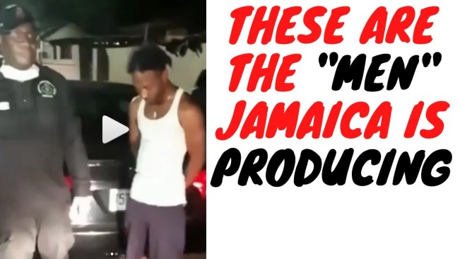 The Truth About Why Jamaican Men Like This Clown Act This Way