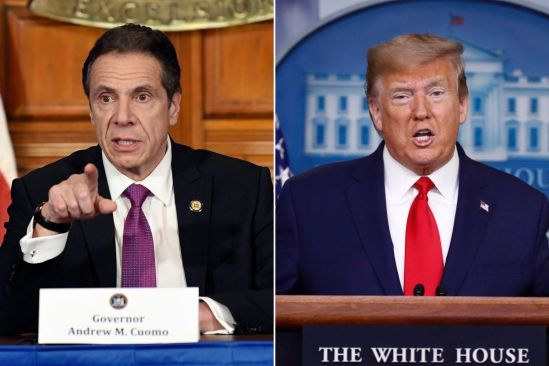 Gov. Andrew Cuomo to meet President Trump at White House