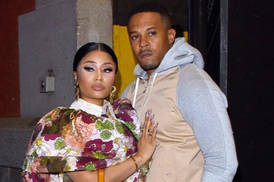Nicki Minaj is still married, despite Instagram name change