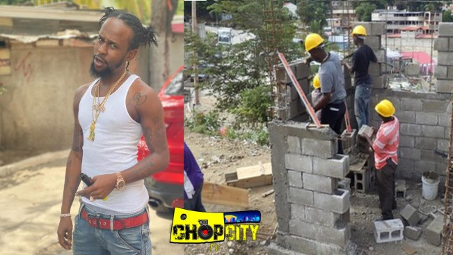 Popcaan Said To Develop In ST.Thomas
