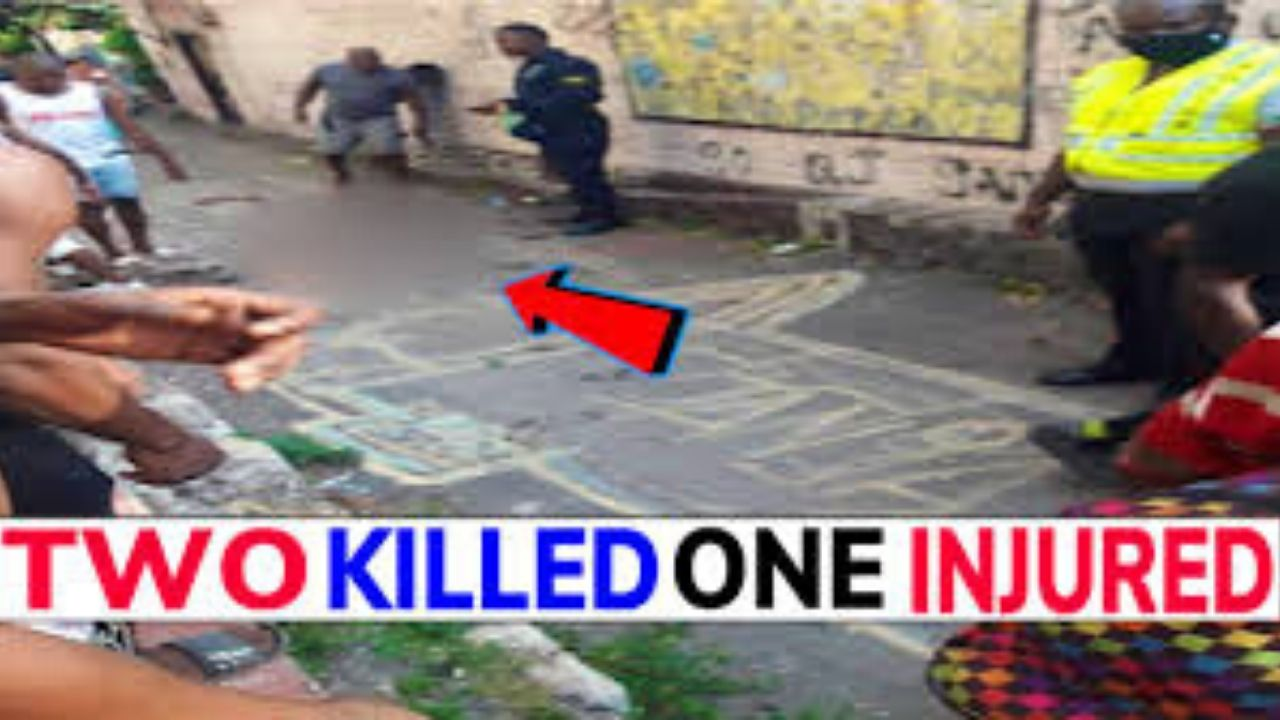 Double Murder in Swallowfield caught on Camera