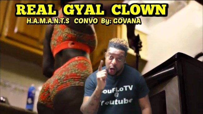 GOVY HAMANTS CONVO 1 AND 2 REVIEW HE IS A REAL GYAL CLOWN