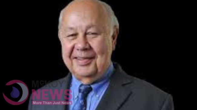 Clarke's Death Signals End of an Era – Dr Phillips